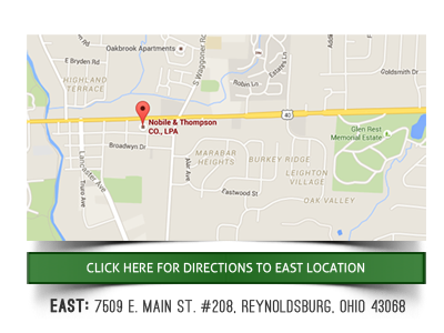 Directions East Location